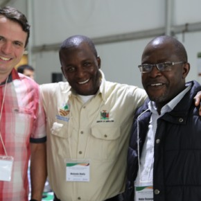 Photo report on the Africa RISING Program Learning Event 2019