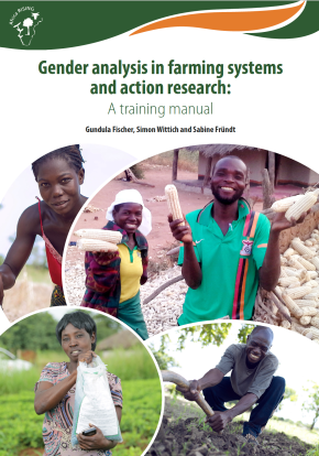 New Africa RISING training manual for building capacity in gender-sensitive research