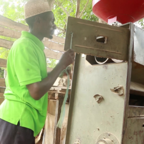 Mechanized maize shelling transforms lives in rural Tanzania